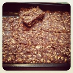 After trying many expensive and decidedly less than delicious store-bought protein bars, I decided to take matters into my own hands and make my own. I wanted to make ones using only whole ingredie...