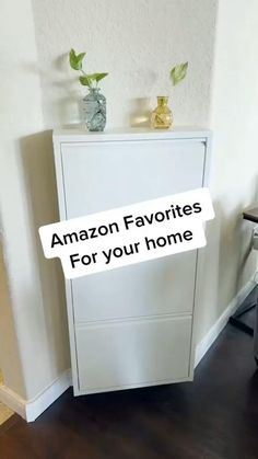 Cool Gadgets To Buy, New Gadgets, Dorm Room Storage, Shoe Storage Cabinet, Storage Boxes, First Apartment Decorating, How To Clean Metal, Happy Mom, Space Saving Furniture