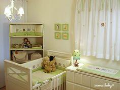 Foto quarto de bebe
