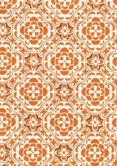 "Wallpaper ""Atomi"" from Tapettitalo Wallpaper Samples, Fabric Wallpaper, Wallpaper Ideas, Fabric Design, Pattern Design, Indigo Prints, Moroccan Decor, Pretty Patterns, Butterfly Print"