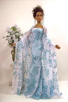 Turquoise Dream. Tonner doll