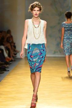 Sfilata Nicole Miller New York - Collezioni Primavera Estate 2014 - Vogue