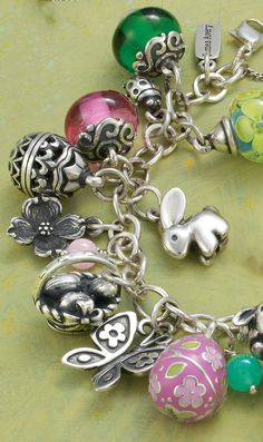 We Are Tickled Pink And Green For Easter Jamesavery