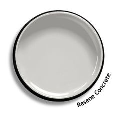 View this and of other colours in Resene's online colour Swatch library Paint Color Schemes, Colour Pallette, Paint Colors, Concrete Color, Painting Concrete, Exterior House Colors, Exterior Paint, Resene Colours, Reno