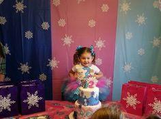 #frozen #birthday #party #anna #elsa #2nd #girlbirthday #tutu