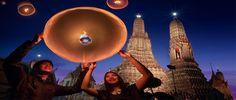 Ατομικό ταξίδι στην Μπανγκόκ - Βόρεια Ταϊλάνδη   Versus Travel