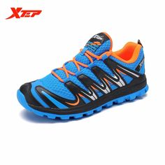 ==> [Free Shipping] Buy Best XTEP Brand 2016 New Summer Men's Running Shoes Cross-Country Trail Shoes Air Mesh Sneakers Comfortable Sports Shoes 884219609076 Online with LOWEST Price   32659910568