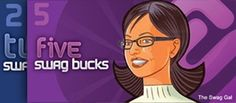 Love my Swag bucks!  You can earn points for cool things like Amazon gift cards, just for using them as a search engine!  You can also print off coupons and earn points as well!! Win-win!!!  If your interested, let me know and I can send you a referral link.