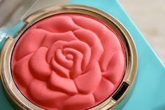 Milani Rose Powder Blush in Coral Cove: Now That's a Cute Pan