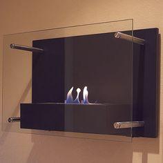Broadway Glass Bio-Ethanol Fireplace & Reviews   AllModern