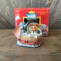 Your place to buy and sell all things handmade Disney Toys, Walt Disney, Vintage Disney, Disneyland, Snow Globes, Musicals, Elephant, Clarifying Shampoo, Rugrats
