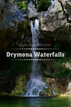 Exploring the quiet beauty of North Evia. Beautiful Forest, One Summer, Beautiful Waterfalls, Travel Goals, Greek Islands, Places Around The World, Beach Trip, Travel Inspiration, Travel Photography