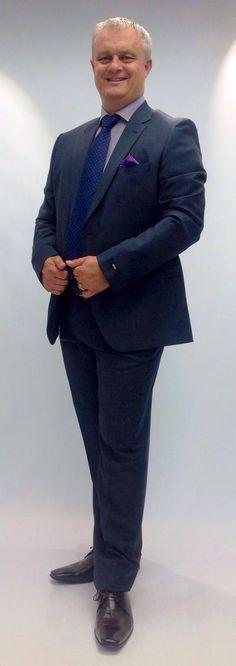 Unser Topseller im Bereich Businessbekleidung. Garantiert perfekte Passform und zeitlose Eleganz vereint in einem Anzug.