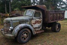 1945 International Harvester K8 Truck