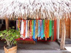 Pretty colors Sayulita, Mexico www.casitassayulita.com