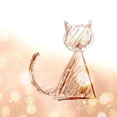 Sketch a cat! #cameran #cameranapp @tadaaki17- #webstagram