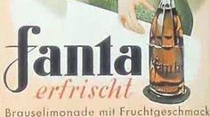 Fanta, el refresco creado en la Alemania nazi.....aunque la empresa nunca!!!colaboro con el regimen nazi....