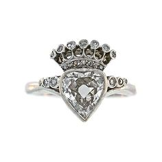This is perfect for a teenager. I would so buy my child this. Promise ring anyone? $8000