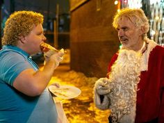 Willie T. Soke is back, and, as you can see in the first true trailer for Bad Santa 2 (a tease was released two weeks back), Billy Bob Thornton's character is just the cranky, foul-mouthed horn-dog you remember.  November's sequel to the unlikely 2003 holiday favorite (well, unless you ask my horrified