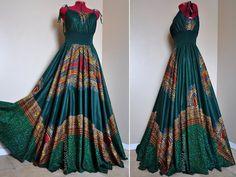 Nice African Traditional Wedding Dress Green Empress -  Long African Bohemian Goddess Gown, Ooak Dashiki Maxi Circle dr... Check more at http://24myshop.ml/my-desires/african-traditional-wedding-dress-green-empress-long-african-bohemian-goddess-gown-ooak-dashiki-maxi-circle-dr/