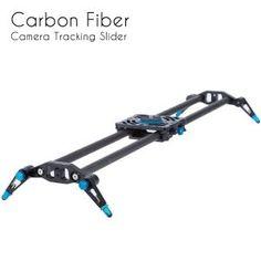 7. Selens 31″ – Carbon Fiber DSLR Camera Slider