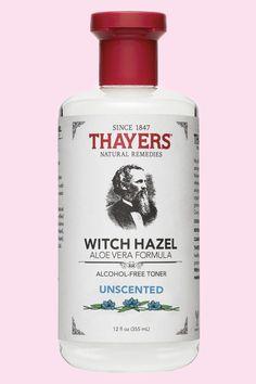 Thayers Witch Hazel.