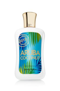 Aruba Coconut Body Lotion - Signature Collection - Bath & Body Works