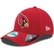 New Era Arizona Cardinals Cardinal The League 9FORTY Adjustable Hat :https://athletic.city/football/gear/new-era-arizona-cardinals-cardinal-the-league-9forty-adjustable-hat/