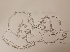 Arte * Vida: Menina de Chupeta