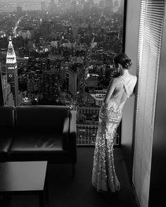 city, New York City, fashion, black and white, photography