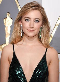 Saoirse Ronan | Oscars 2016 Best Beauty Looks
