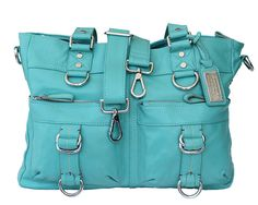 "- ""Audrey-Lu"" Aqua (available in multiple colors) Stylish Camera Bags, Perfect Camera, Leather Camera Bag, Photography Gear, Balenciaga City Bag, Gifts For Women, Bag Accessories, Aqua, Turquoise"