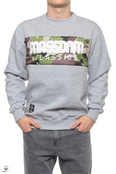 Bluza Mass Denim Classic Camo