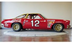 Bring a Trailer: 1973 Bobby Allison Chevy Chevelle Chevy Chevelle, Chevrolet, Coca Cola, Nascar Race Cars, Classic Race Cars, Chevy Muscle Cars, Automobile, American Racing, Vintage Race Car