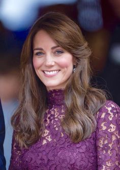 Kate Middleton, duchesse de Cambridge, in Dolce and Gabbana Looks Kate Middleton, Kate Middleton Hair, Prince William And Catherine, William Kate, Princesse Kate Middleton, Eugenie Of York, Princesa Diana, Lady Diana, Duke And Duchess