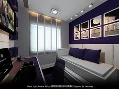 Quarto de Menino | Malu Goraieb • Projetos de Interiores em 3d