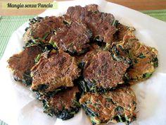 Le frittelle di verdura non fritte, in questa ricetta fatte con il cavolo nero, sono un'ottima idea per un antipasto sfizioso o una cena leggera e gustosa!