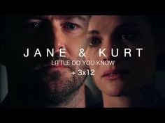 Jane & Kurt || Little Do You Know {+3x12} - YouTube Little Do You Know, Did You Know, Columbia Records, Album, Songs, Youtube, Youtube Movies, Card Book