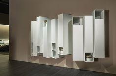 San Giacomo, Wall Storage, Interiores Design, Milan, Interiors, News, Rome, Decorating, Wall Borders