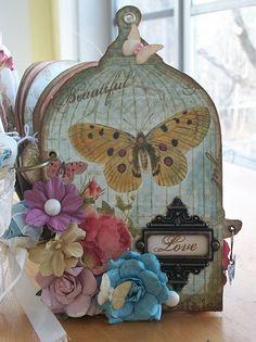 Birdcage mini album