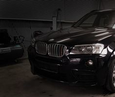 BMW X3 M usuwanie wgnieceń