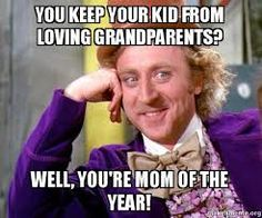 Image result for grandparent alienation is abuse