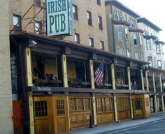 It may not look like much, but great food at the Irish Pub on St. James Place in Atlantic City, NJ. :)