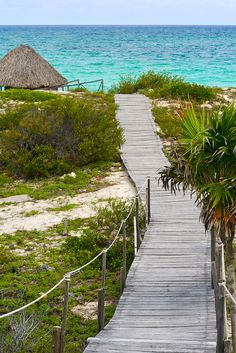 Cayo Largo, Cuba - going here one day.