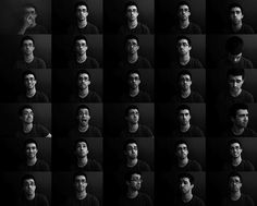 How many faces can you make? Offhand, you might guess ten, or twenty, but researchers now say...it's really only four