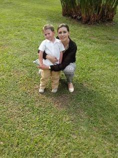 Paula Escobar e hijo!!!!