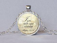 Hey, diesen tollen Etsy-Artikel fand ich bei https://www.etsy.com/de/listing/205448287/scripture-jewelry-bible-quote-necklace