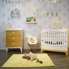 Cómoda Babystation Tuvalu by Baby Station. Mueble para bebés. Decoración para niños. Decohunter. Encuentra dónde comprar este diseño y Producto en Colombia