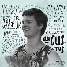 the fault in our stars tfios augustus waters hazel grace lancaster isaac tfiosedit tfios edit emma edits 100 and more 500 and more and Ansel Elgort, The Fault In Our Stars, Star Quotes, Movie Quotes, Movie Memes, Book Quotes, Mathew Espinosa, Hazel Grace Lancaster, Good Books