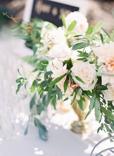 Featured Photographer: Kara Miller Photography; Wedding centerpieces ideas.
